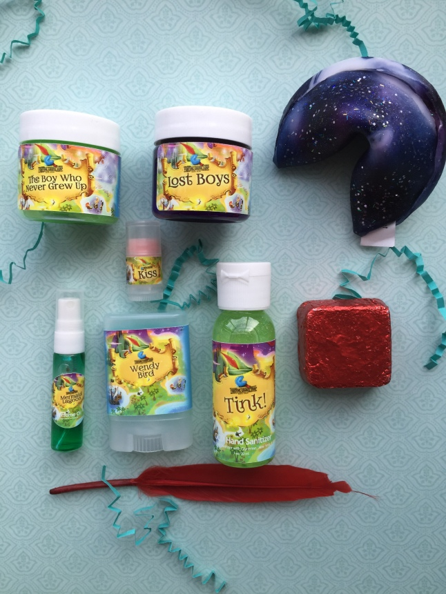 Fortune Cookie Soap Box Summer
