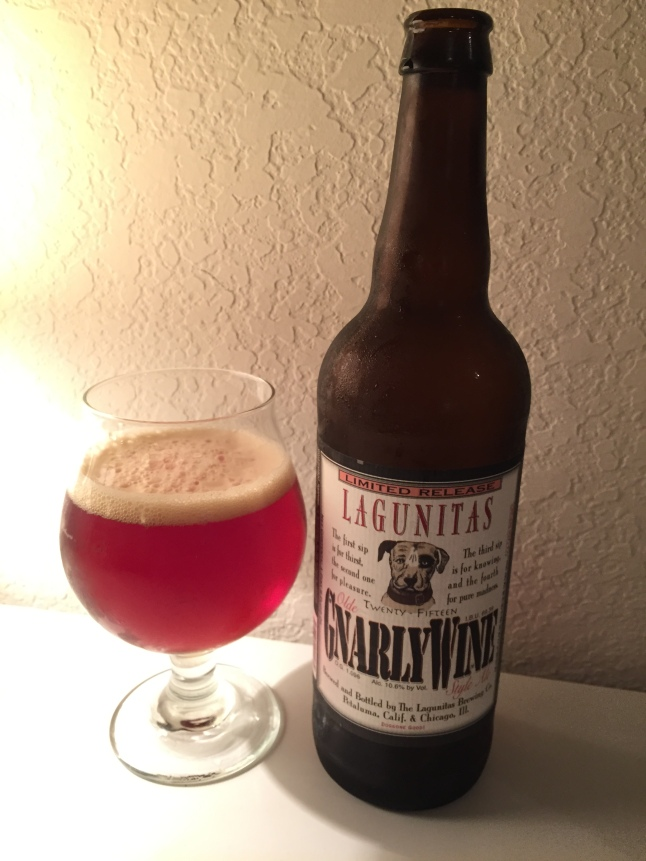 Lagunitas GnarlyWine