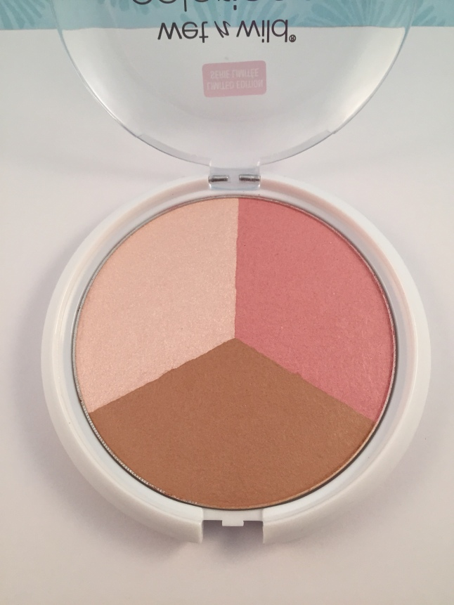 wet n wild color icon blush and glow trio