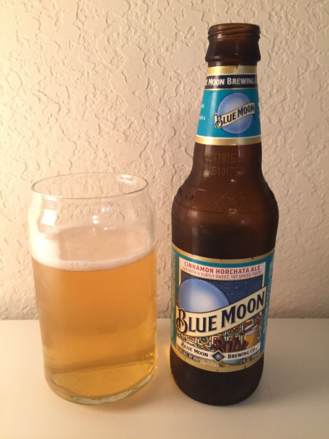 Blue Moon Horchata