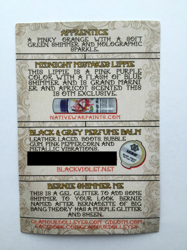 May GDE OTM Info Card Side 2