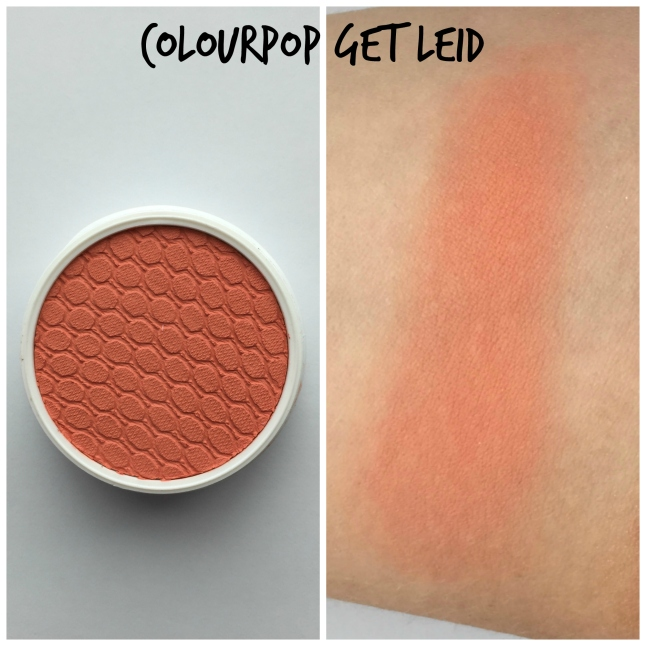 Colourpop Get Leid