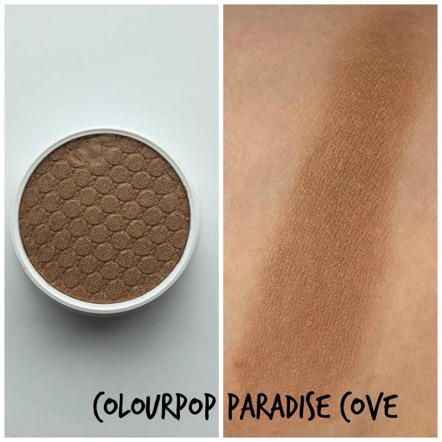 ColourPop Paradise Cove