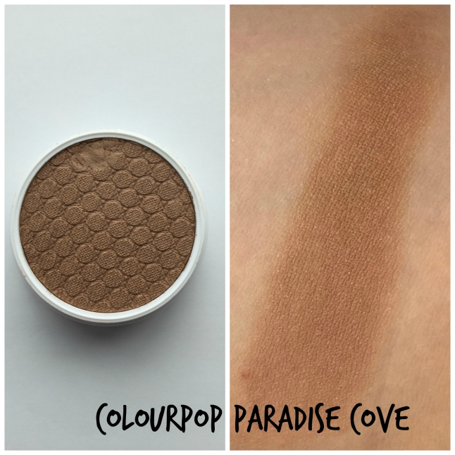 ColourPop Paradise Cove