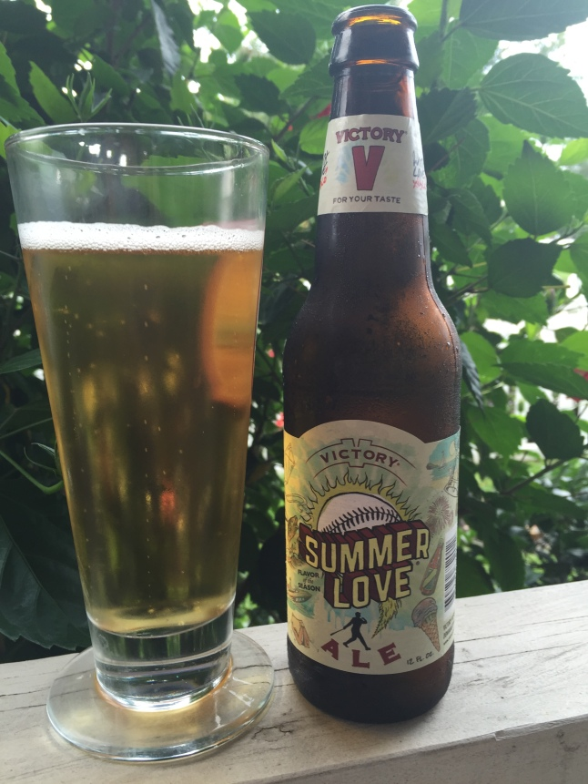 Summer Love Victory Brewing Company