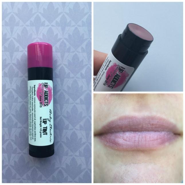 Kiss my Sass Body Electric Lip Tint