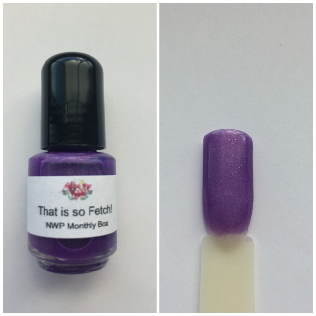 That is So Fetch Native War Paints Monthly