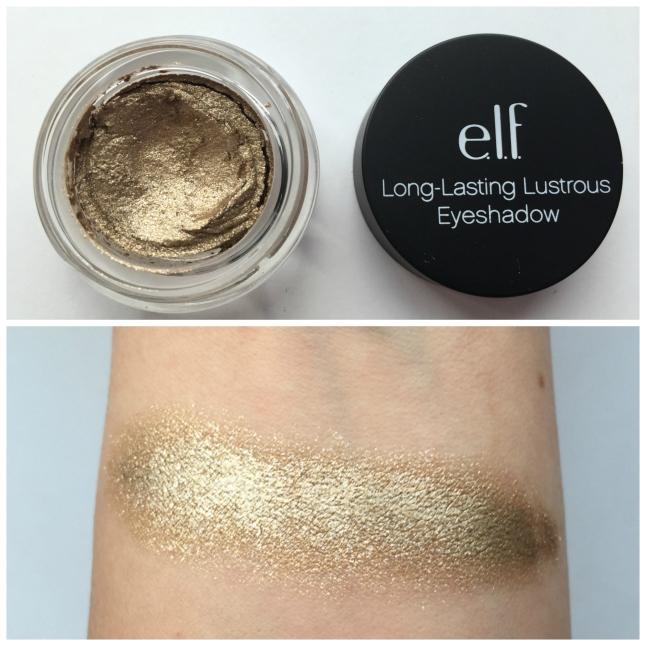 elf long lasting lustrous eyeshadow