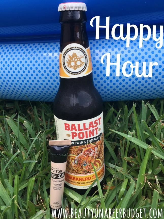 happy hour ballast point habanero