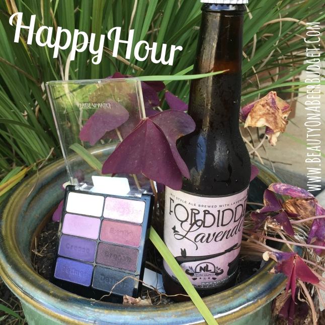happy hour forbidden lavender
