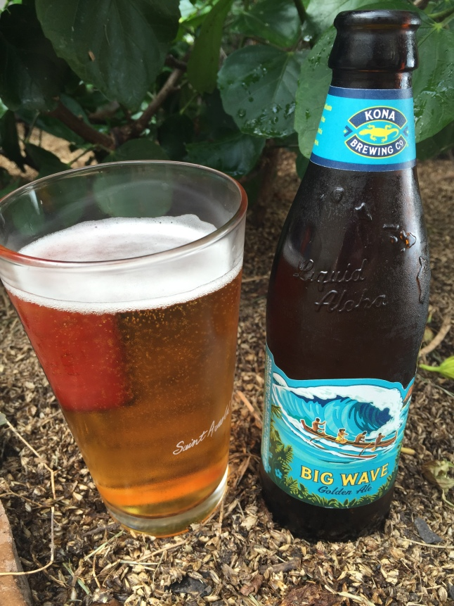 Kona Brewing Big Wave