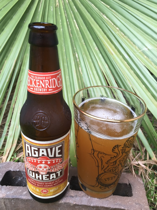 Breckenridge Agave Wheat Ale