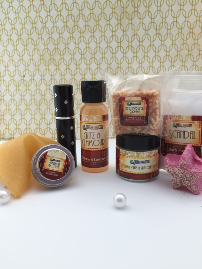 Fall Fortune cookie Soap Box