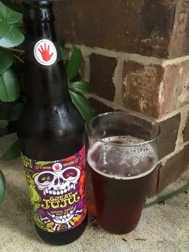 Great JuJu Left Hand Brewing Company