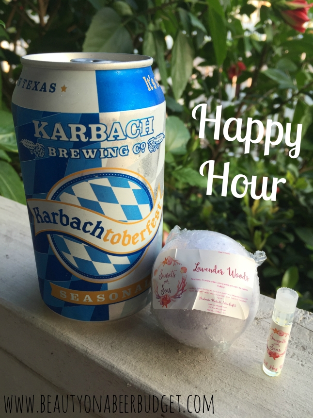 happy hour karbachtoberfest