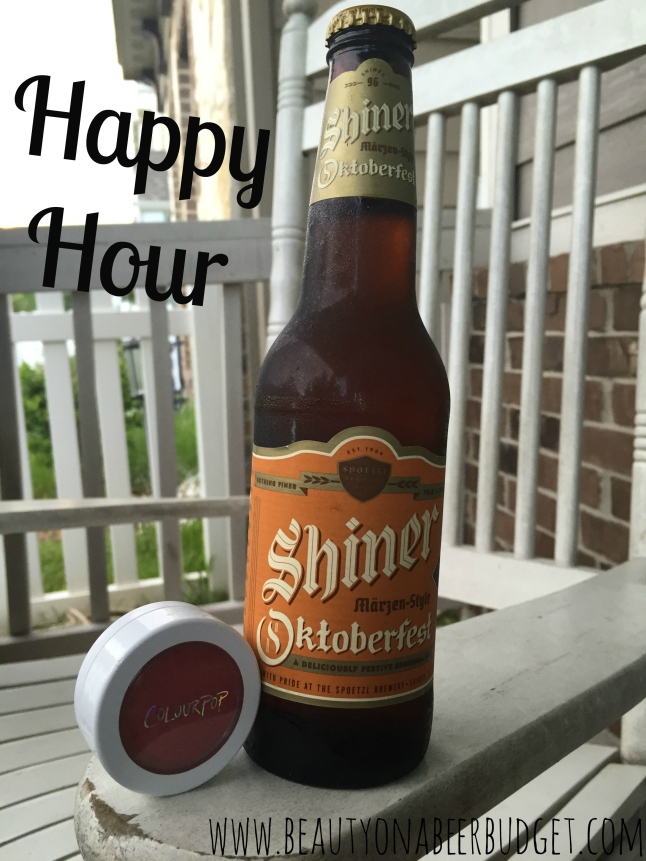 shiner and colourpop