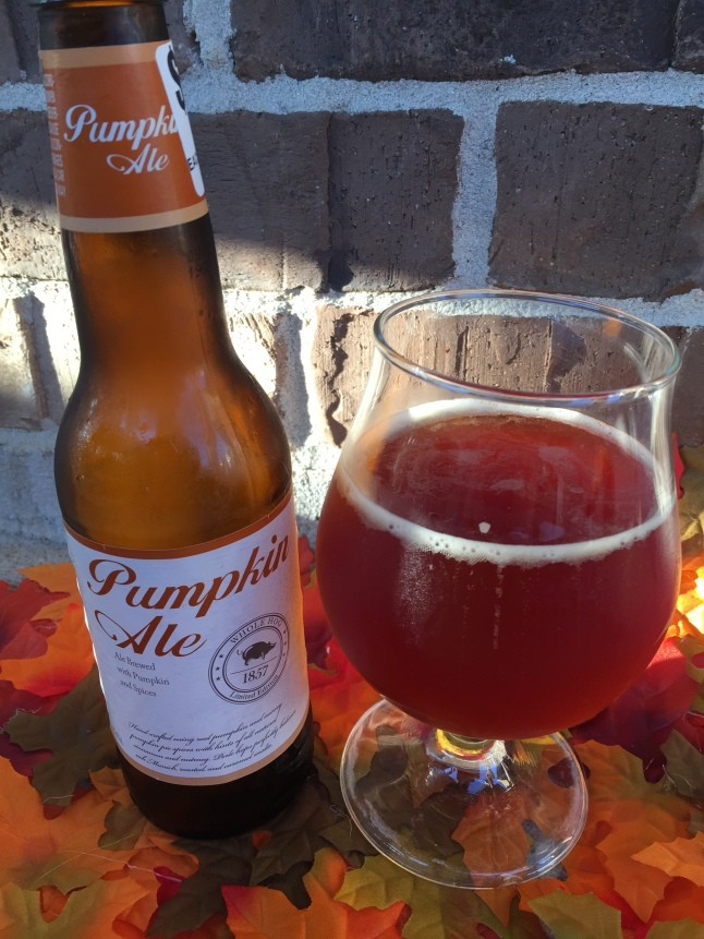 Point Brewery Whole Hog Pumpkin Ale