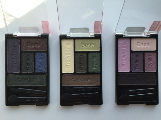 Wet N Wild Fall 2015 Collection