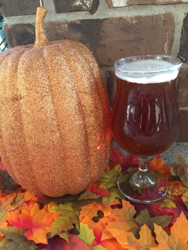 Kentucky Bourbon Barrel Pumpkin Ale